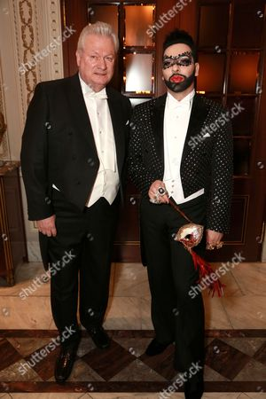Harald Gloockler and Dieter Schroth