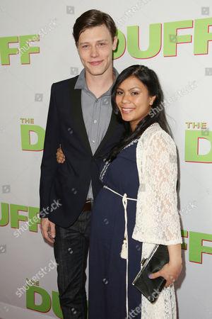 Editorial picture of 'The Duff' film screening, Los Angeles, America - 12 Feb 2015