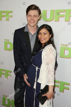Editorial image of 'The Duff' film screening, Los Angeles, America - 12 Feb 2015