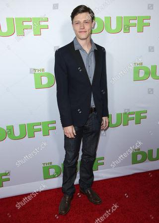 Editorial photo of 'The Duff' film screening, Los Angeles, America - 12 Feb 2015