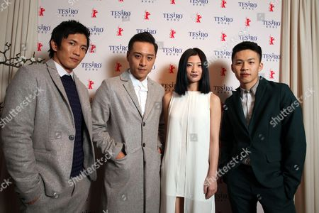 Chen Jen-Shuo, Huang Shang-Ho, Lee Hong-Chi and Wang Ching-Ting
