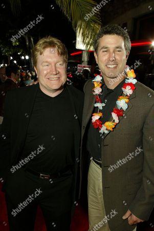 Michael Ewing and Peter Segal