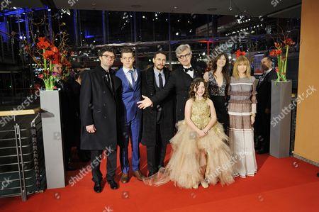 Gian Piero Ringel, Robert Naylor, James Franco, Wim Wenders, Charlotte Gainsbourg, Marie Josee Croze, Lilah Fitzgerald
