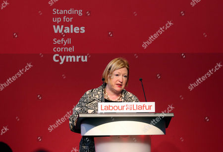 Editorial picture of Welsh Labour Conference, Brangwyn Hall, Swansea, Wales, Britain - 14 Feb 2015