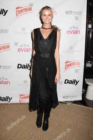 Stock Photo of Elena Foley