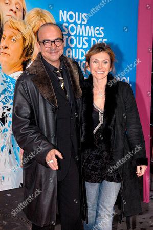 KARL ZERO AND WIFE