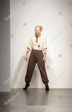 Editorial photo of A Detacher show, Autumn Winter 2015, Mercedes-Benz Fashion Week, New York, America - 13 Feb 2015