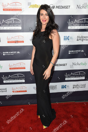 Editorial image of LA Italia Film Festival Opening Gala, Los Angeles, America - 15 Feb 2015