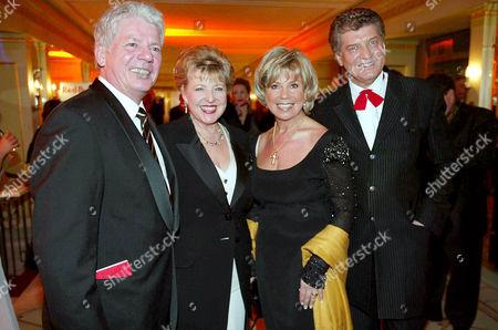 Thomas Stein, Marie Luise Marjan, Marianne and Michael Hartl