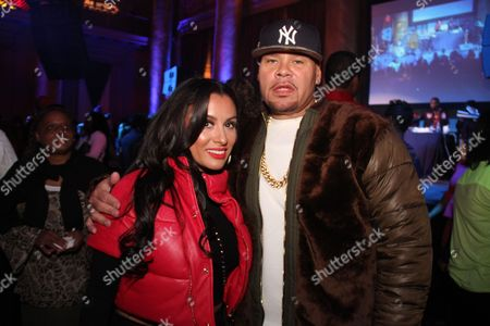 Fat Joe and wife Lorena Cartagena