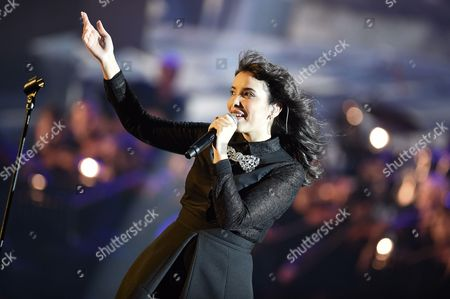 Stock Photo of Adila Sedraia aka Indila