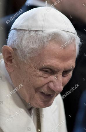 Pope Emeritus Pope Benedict XVI