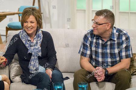 Lisa Whaymund and Neil Munro