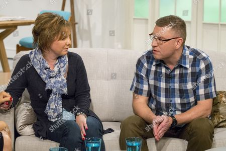 Stock Picture of Lisa Whaymund and Neil Munro