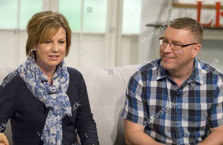 Stock Image of Lisa Whaymund and Neil Munro