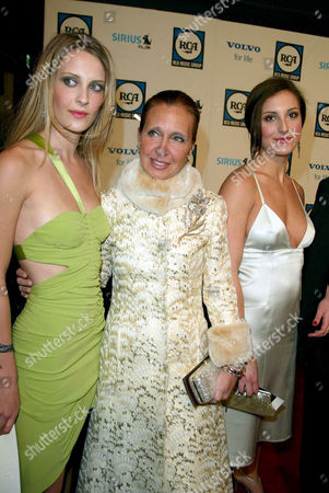 Danielle Steele and daughters