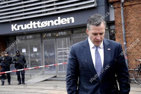USA Ambassador in Denmark Rufus Gifford