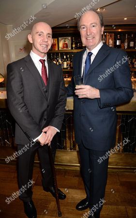 Stock Image of Shaun Stocker and Charles Moore