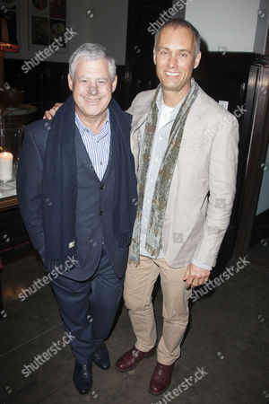 Cameron Mackintosh and Michael Le Poer Trench