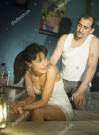 Shereen Martin as Samar, Nabil Elouahabi as Ahmad
