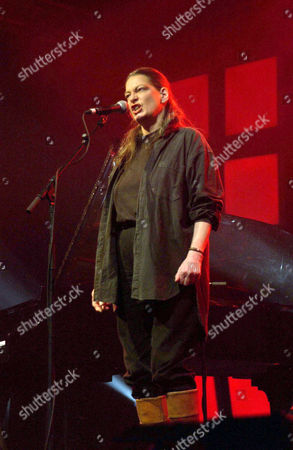 Editorial picture of BBC RADIO 2 FOLK AWARDS AT THE BREWERY, LONDON, BRITAIN - 09 FEB 2004