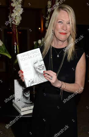 Editorial image of 'Carole White: Have I Said Too Much?' Book Launch Party, London Britain - 18 Feb 2015