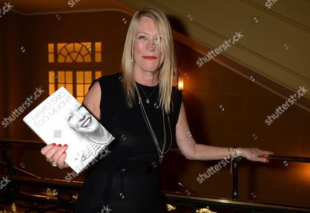 Editorial picture of 'Carole White: Have I Said Too Much?' Book Launch Party, London Britain - 18 Feb 2015
