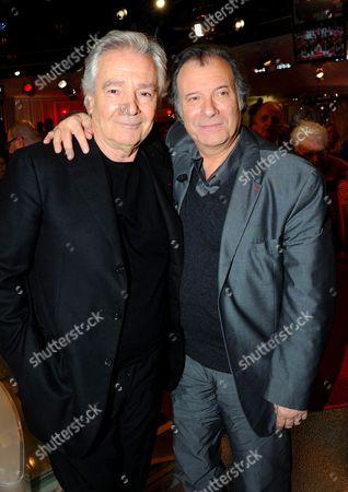 Pierre Arditi and Daniel Russo