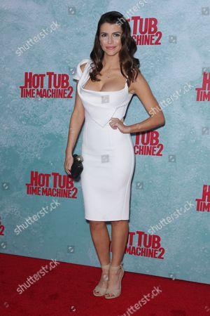 Stock Photo of Bianca Haase