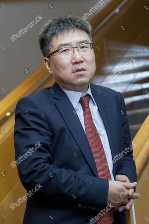 Stock Image of Dr Ha - Joon Chang, economist based at University of Cambridge and author