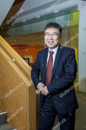Stock Photo of Dr Ha - Joon Chang, economist based at University of Cambridge and author