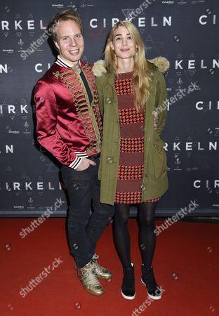 Editorial photo of 'Cirkeln' Premiere, Stockholm, Sweden - 16 Feb 2015