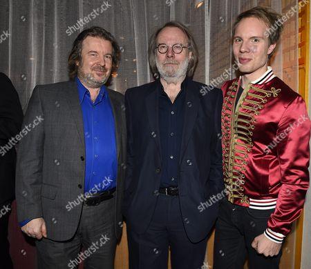 Editorial picture of 'Cirkeln' Premiere, Stockholm, Sweden - 16 Feb 2015