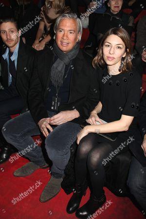 Robert Duffy and Sofia Coppola