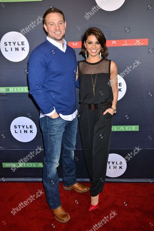 Editorial picture of Matrix Launch of Biolage Cleaning Conditioners and Style, New York, America - 19 Feb 2015