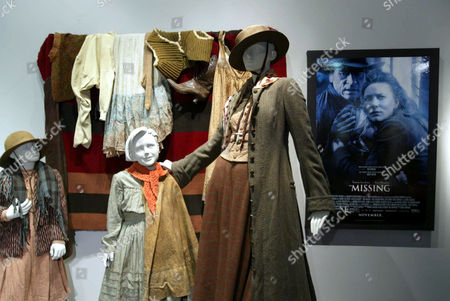 THE MISSING COSTUMES BY JULIE WEISS