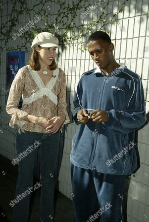Kara Lawson & Kareem Rush