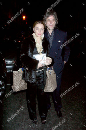 Editorial picture of CHARLES FINCH ANNUAL PRE BAFTA AWARDS PARTY AT SAN LORENZO, LONDON, BRITAIN - 14 FEB 2004