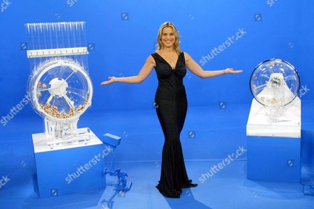 Sophie Favier presents the new lottery 'Euro Millions'