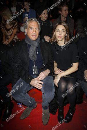 Editorial photo of Marc Jacobs show, Mercedes-Benz Fashion Week, New York, America - 19 Feb 2015