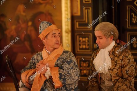 Mark Rylance (King Philippe)