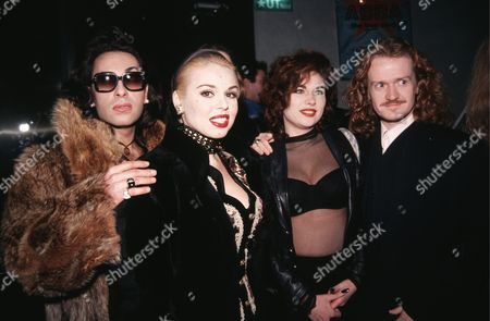 Army of Lovers - Jean Pierre Barda, Michaela de la Cour, Dominika Peczynski, Alexander Bard