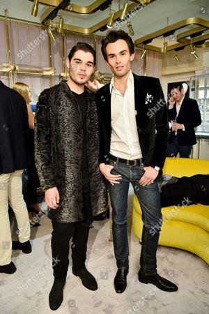 Robert Cavalli and Mark Francis Vandelli