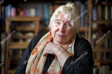 Stock Image of Fay Weldon