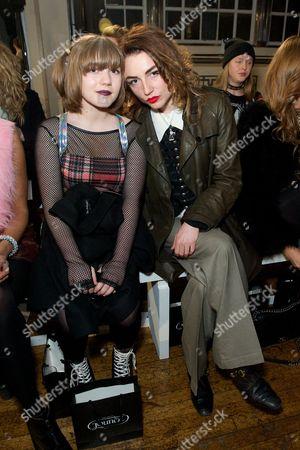 Ellie Rae Winstone and Lois Winstone