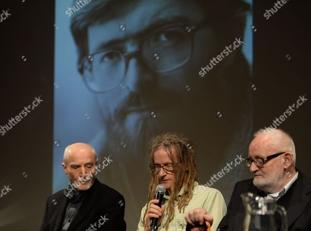 Editorial picture of An evening of Stanislaw Baranczak poetry, Museum of Japanese Art and Technology in Krakow Manggha. Krakow, Poland - 19 Feb 2015