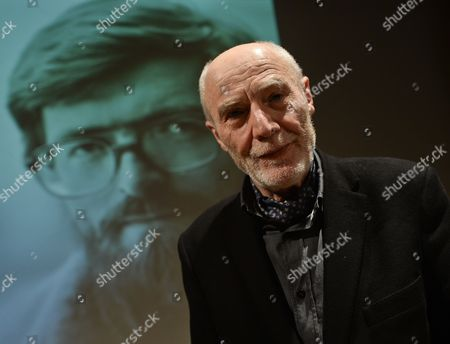 Editorial image of An evening of Stanislaw Baranczak poetry, Museum of Japanese Art and Technology in Krakow Manggha. Krakow, Poland - 19 Feb 2015