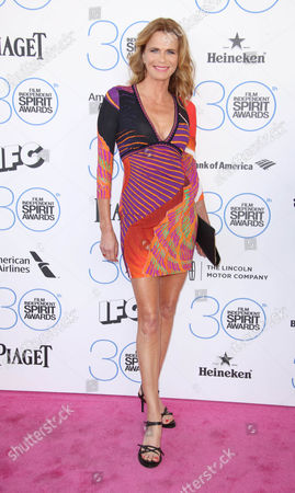 Editorial image of 30th Film Independent Spirit Awards, Los Angeles, America - 21 Feb 2015