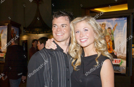 Editorial photo of 'EUROTRIP' FILM PREMIERE, LOS ANGELES, AMERICA - 17 FEB 2004