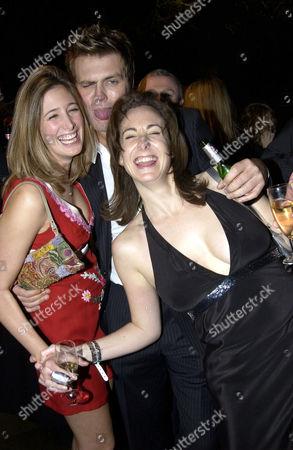 3AM GIRLS - JESSICA CALLAN AND POLLY GRAHAM WITH BRYAN MCFADDEN